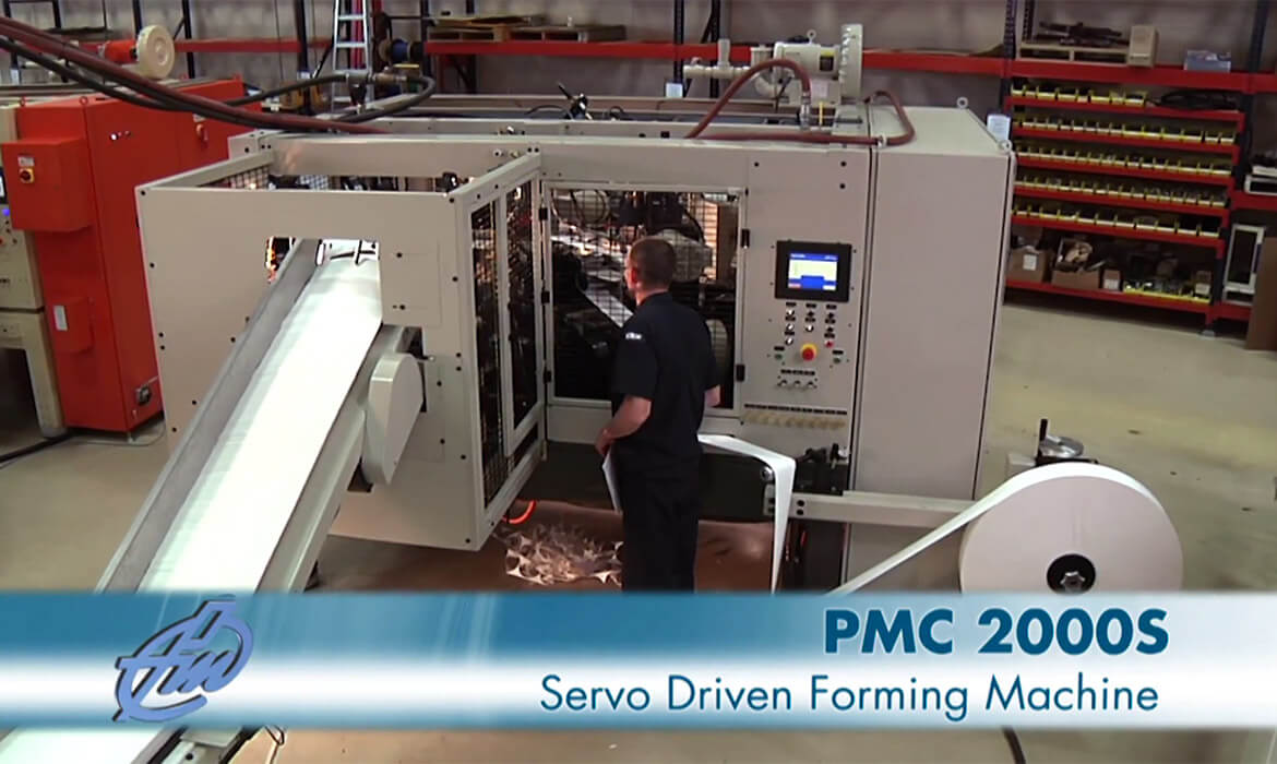 PMC 2000s Cup & Container Forming Video – Casper Creative Group
